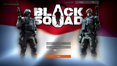 Cheats Black Squad Indo