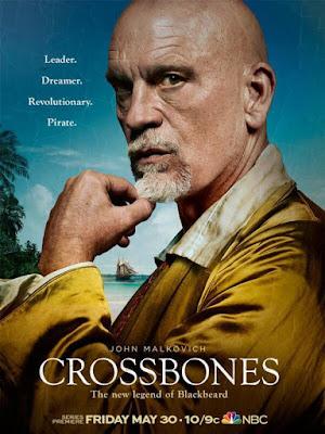 Crossbones (TV Series) S01 DVD R1 NTSC Latino