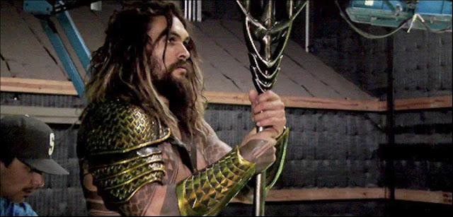 Warner Bros adia lancamento de Aquaman para 2018
