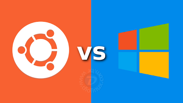 Ubuntu vs Windows