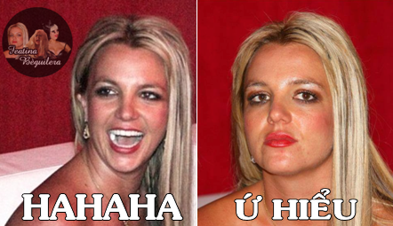 Britney Spears Bích Nụ 15
