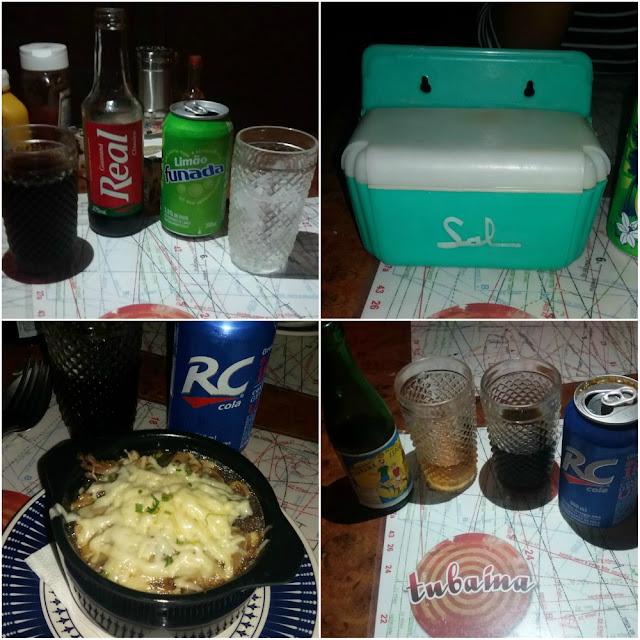 Onde comer em São Paulo -Tubaína Bar