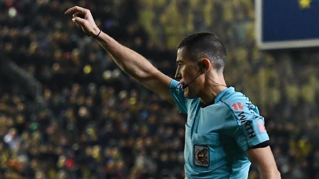 Tak Ada Sanksi untuk Wasit Gol Hantu Messi