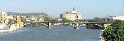 Puente de Isabel II o de Triana.