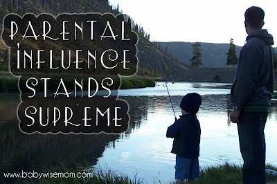 Parental Influence Stands Supreme {Bloom Where You are Planted}