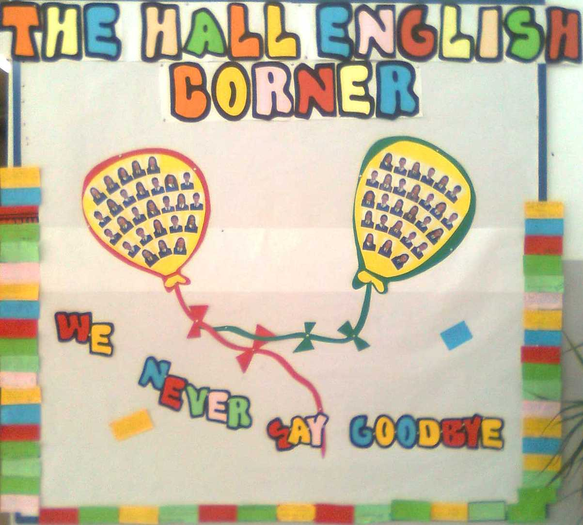 Ceip El Zargal Second Grade Bye Bye 6th Grade