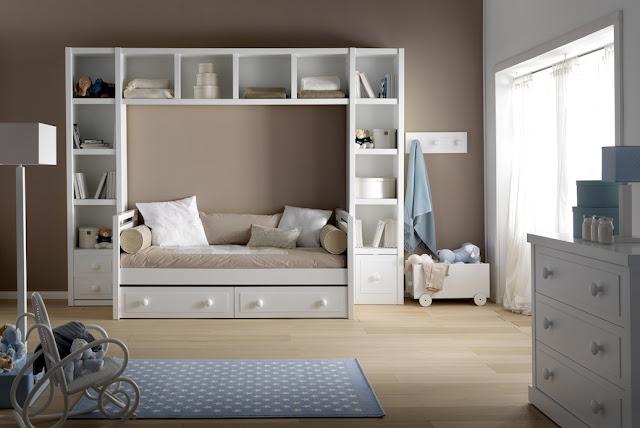 ideas decoracion habitacion bebe