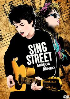 Sing Street: Música e Sonho - BDRip Dual Áudio