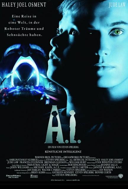 Artificial Intelligence: AI - Τεχνητή Νοημοσύνη (2001) ταινιες online seires xrysoi greek subs