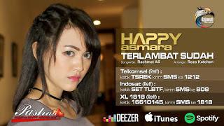 Happy Asmara - Terlambat Sudah Mp3
