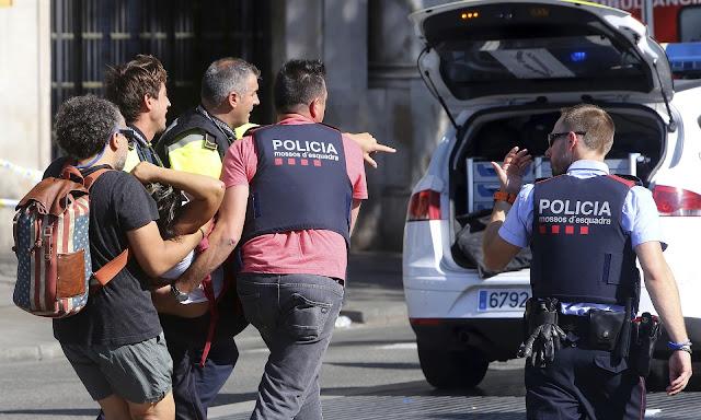 Δώδεκα οι τρομοκράτες των επιθέσεων στην Καταλονία