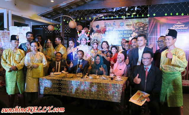 Malaysian Performing Arts Semarak Bangsawan & Traditional Art Showcase 2017