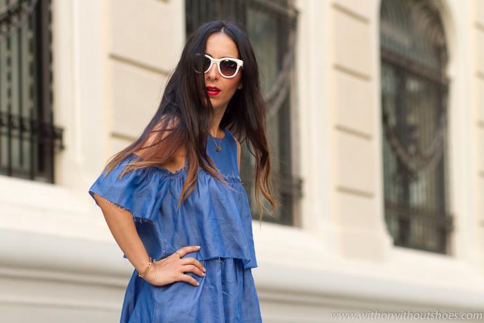 Blogger instagramer influencer de Valencia de moda belleza experta en gafas de sol y zapatos bonitos