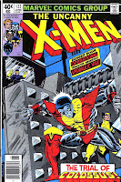 X-men v1 #122 marvel comic book cover art by John Byrne