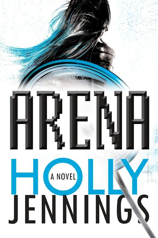 Interview with Holly Jennings, author of Arena