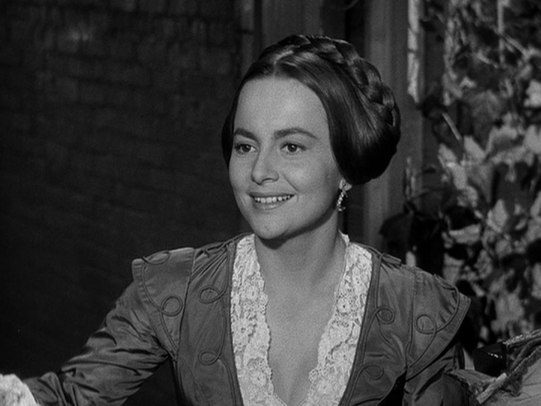 Olivia De Havilland The Heiress Movie and TV Screencap...