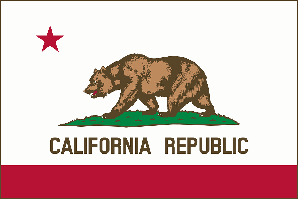 50 States of America - California
