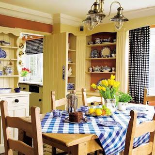 Inspiracje / Kuchnia w stylu wiejskim