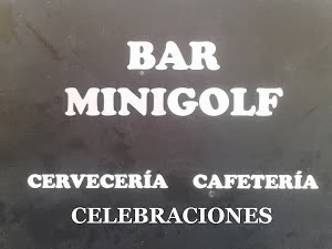 Bar Minigolf