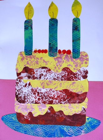 Sun Hats Amp Wellie Boots Eric Carle Inspired Birthday Cake