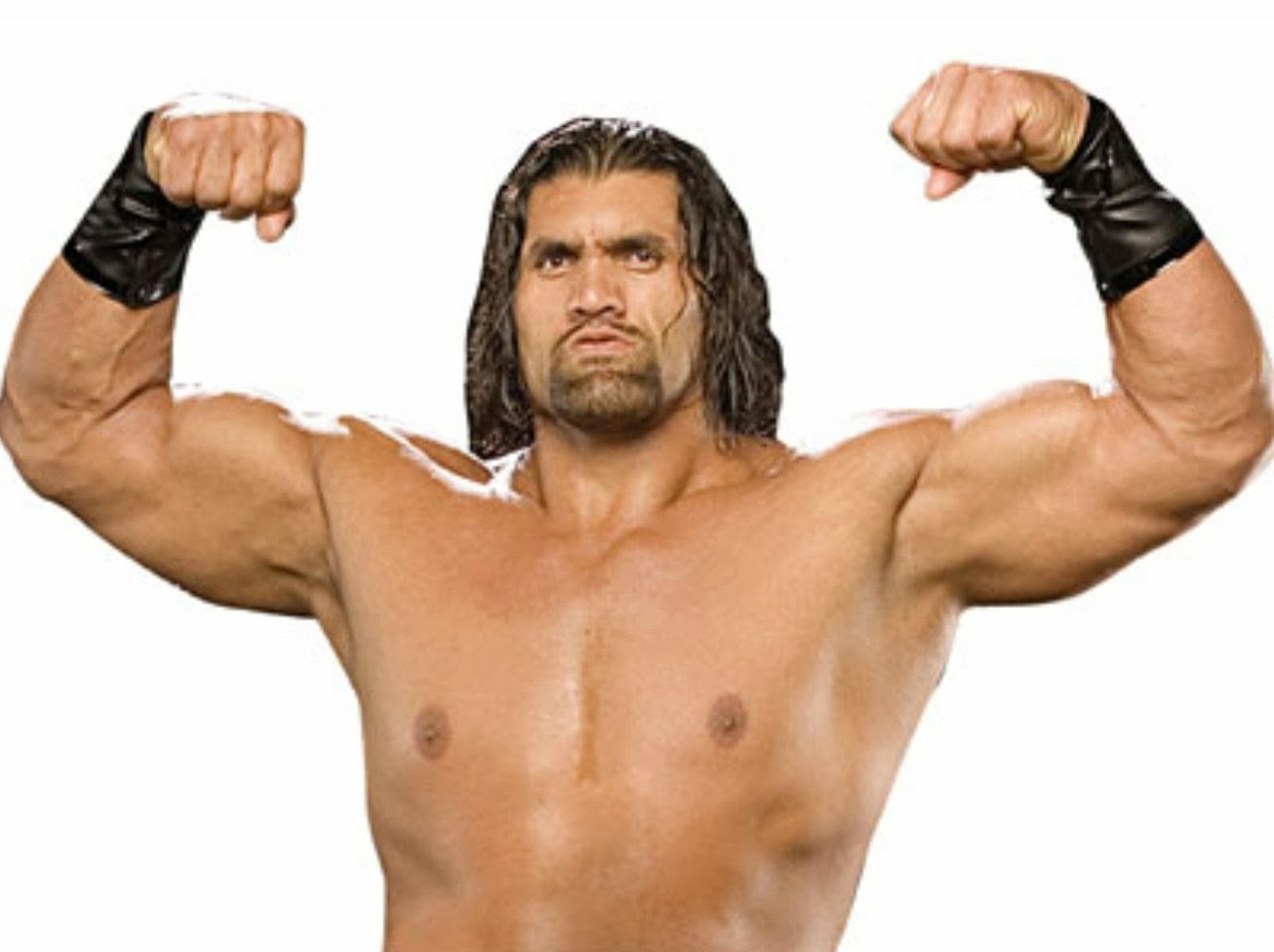 Great Khali Body And Diet Plan - Top Ten Indian Bodybuilders