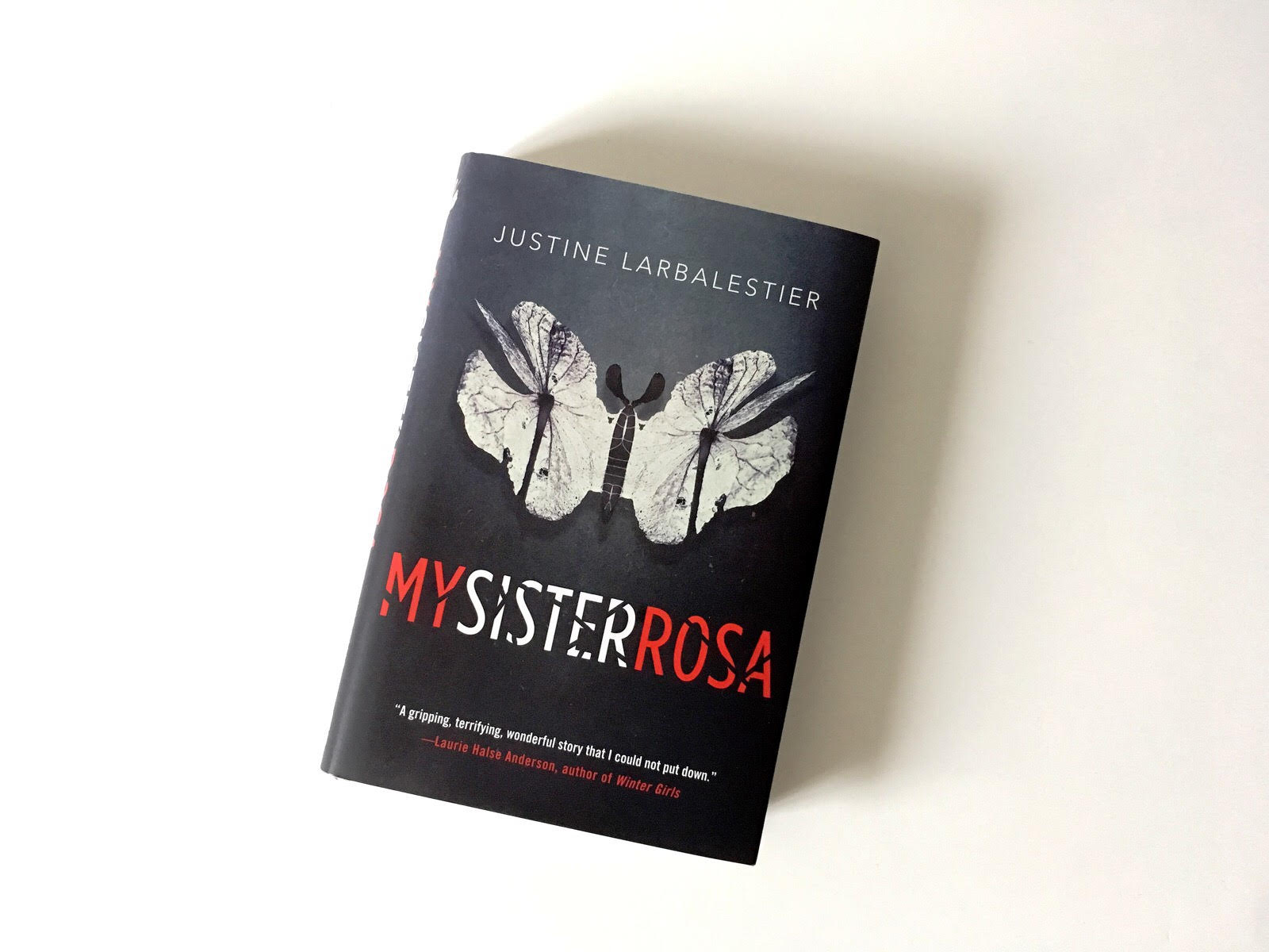 my sister rosa by justine labalestier