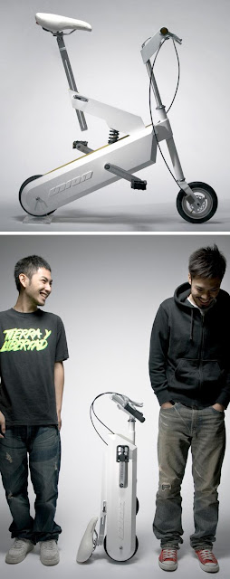 Cool Folding Bikes and Creative Folding Bike Designs (20) 10