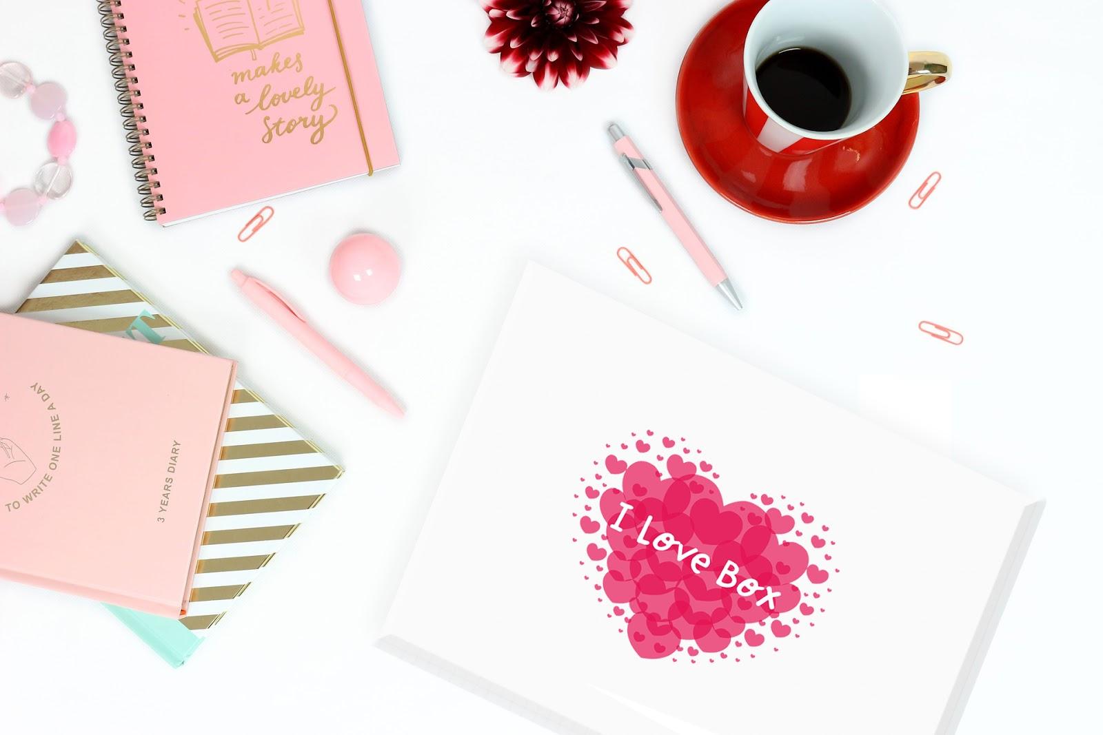 I LOVE BOX - czy nowe pudełko kosmetyczne jest warte zakupu?