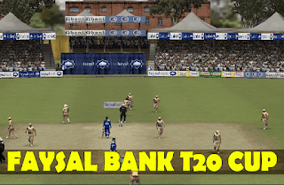 Faysal Bank T20 Cup Patch