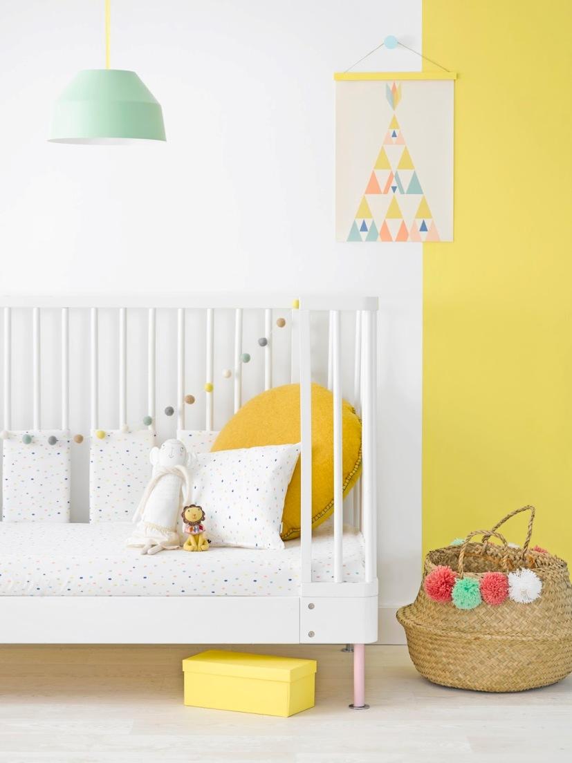 Home decor low cost il cesto fladis di ikea vita su marte - Decoracion paredes habitacion infantil ...