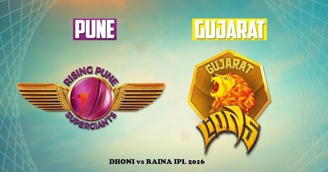 MATCH 6: Gujarat Lions vs Rising Pune Supergiants [GL vs RPS] Highlights IPL 2016