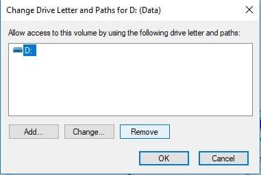 Cara Mengganti Huruf Partisi Hardisk pada Windows 6