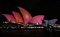 Vivid Sydney The Opera House