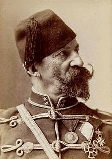 Autorretrato de Napoleón Sarony.