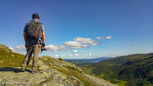 Nonshøa, Trollheimen - Noruega por El Guisante Verde Project
