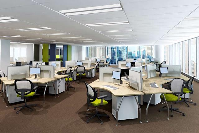 Thiết kế văn phòng tạiTòa cao ốc văn phòng số 16 Liễu Giai