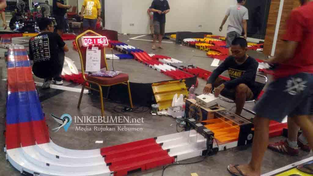 Kebumen Tuan Rumah Kejuaraan Tamiya Berhadiah Rp 60 Juta