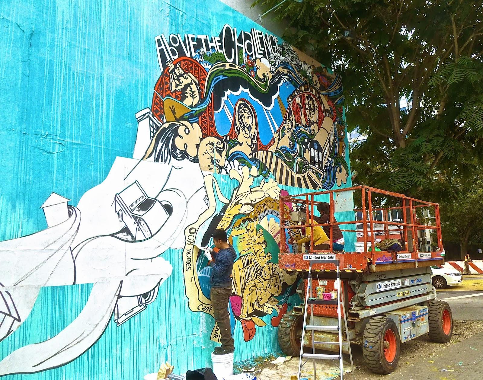 Street Art NYC: Best Neighborhoods for the City's Coolest ... |Nyc Street Art