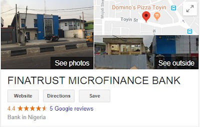 Fina Trust Microfinance Bank Recruitment Login 2018/2019 | See Application Guidelines Here