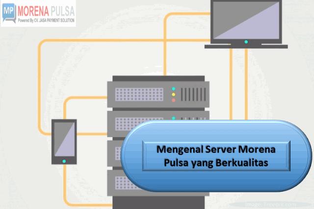 Mengenal Server Morena Pulsa yang Berkualitas