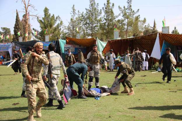 33 troops, police killed by Taliban in Helmand: Afghan official