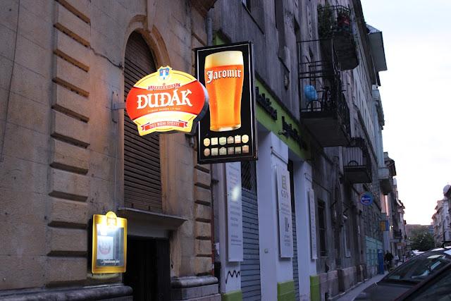 Hrabal Szlalom - Cseh sörtúra ajánlatok Budapesten I.