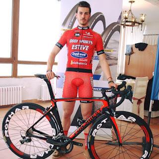 Jorge Camacho renueva en el Esteve Chozas Team Equipo Ciclista