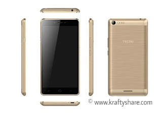 Tecno L9 Plus Features, Specs And Price