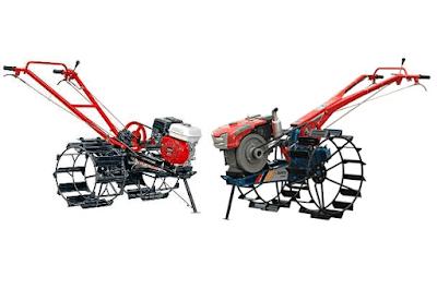 Daftar Harga Mesin Traktor Tangan Quick Bajak Sawah Solusi Pertanian Anda