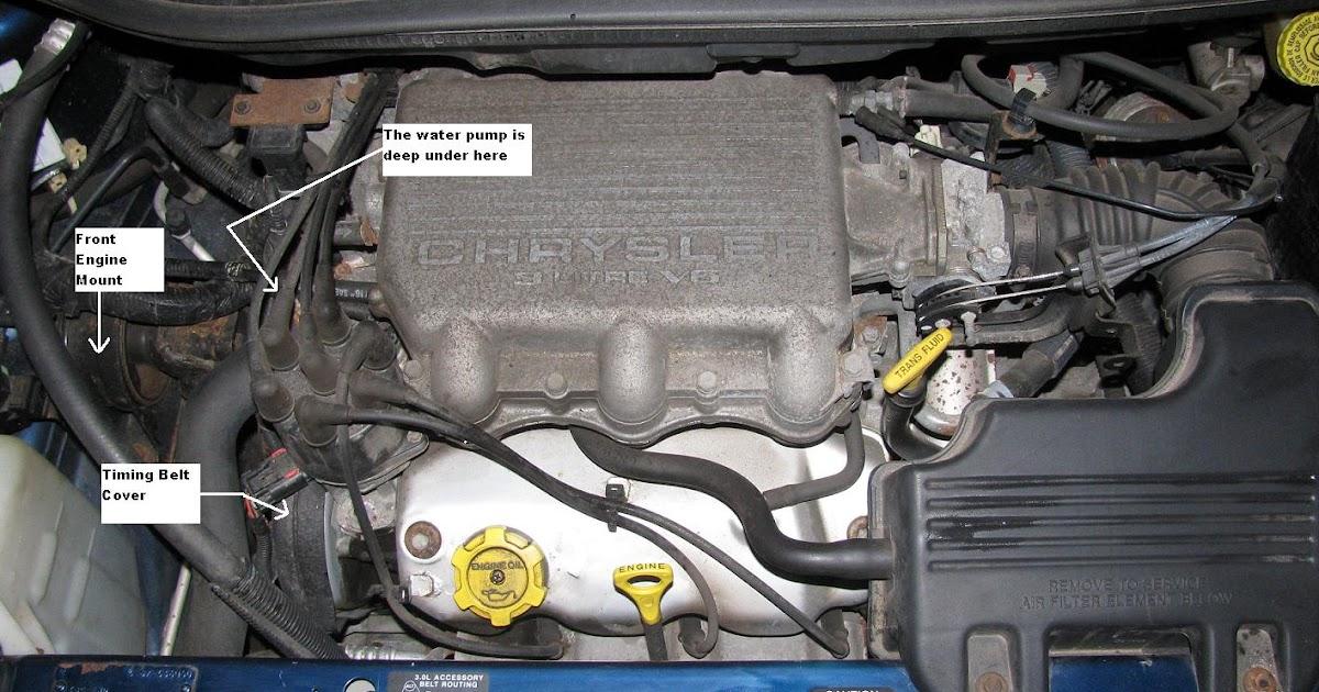 The Original Mechanic: 30 L engine (Chrysler): replace