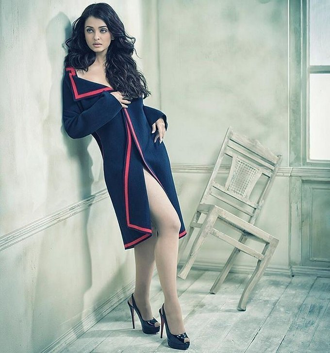 Aishwarya Rai Bachchan Photoshoot for Filmfare Magazine May 2017