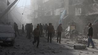 Dalam Tiga Hari, 106 Warga Suriah Dibunuh Rezim Syiah Assad dan Rusia