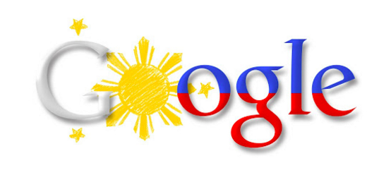 Google Doodle 2009 Philippine Independence Day