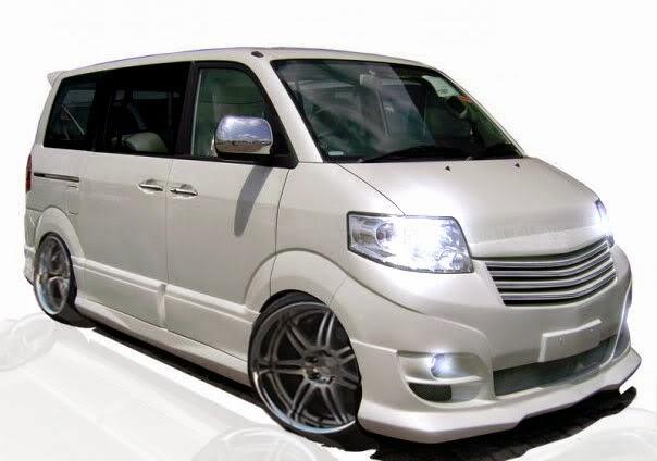 Suzuki Apv Modifikasi Ceper
